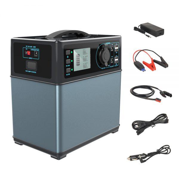 400Wh Portable Solar Unit